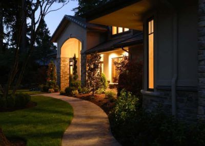 outdoor lighting totalscape design