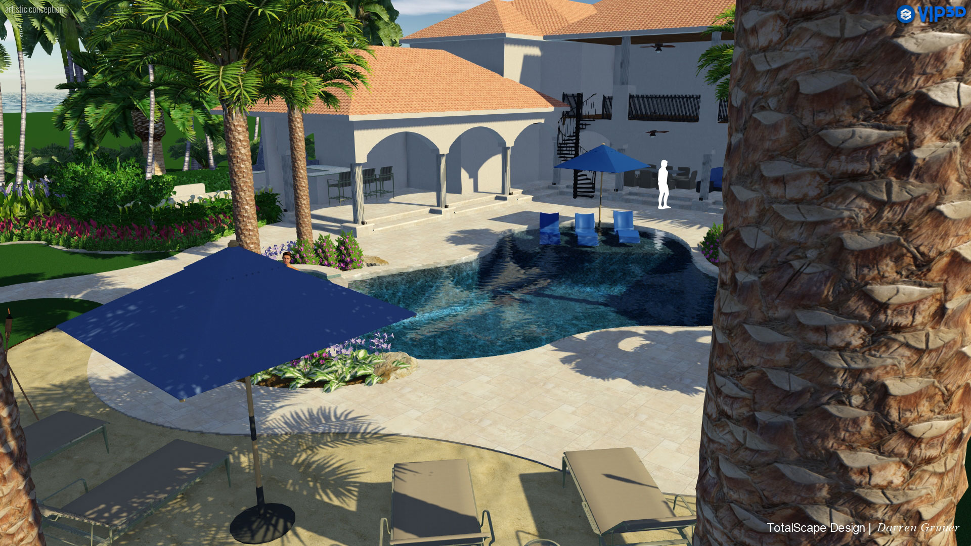 South Florida Landscape Design